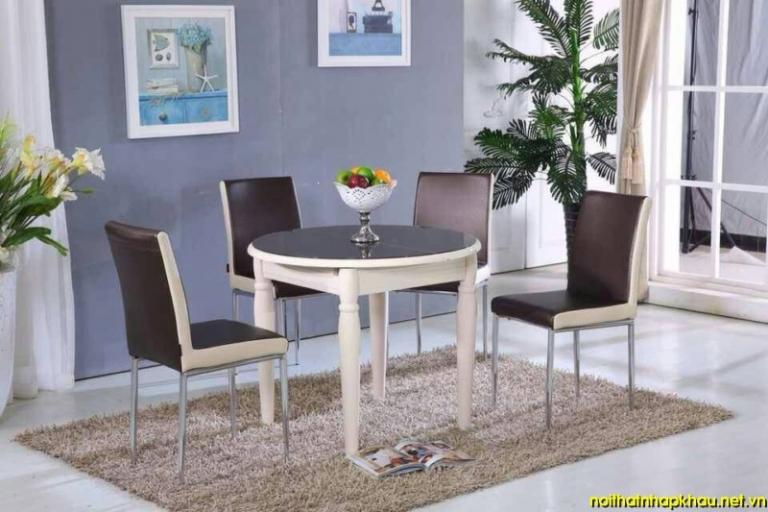 Cách chọn mẫu bàn ăn đẹp theo cách bố trí trong ngôi nhà của bạn
