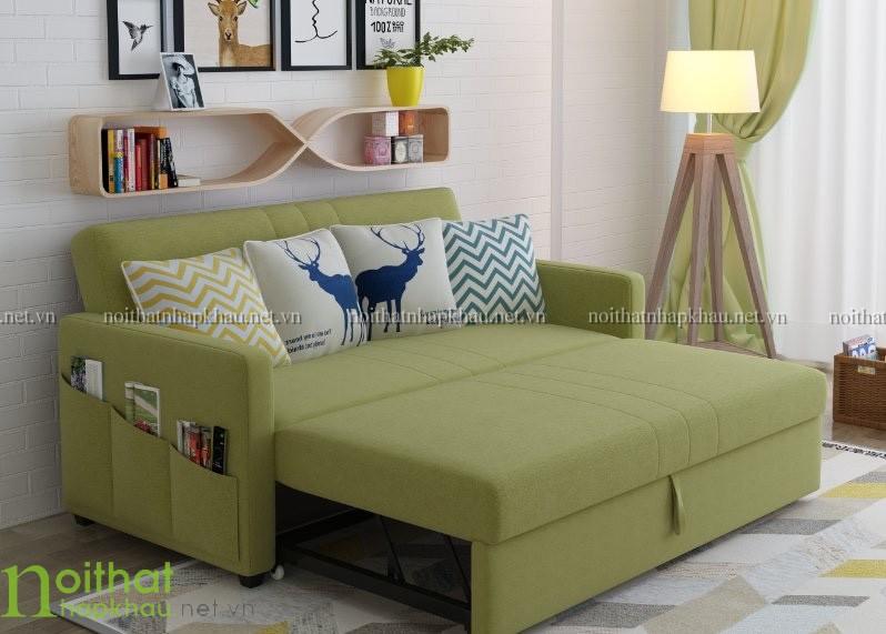 Vì sao bạn nên chọn mua sofa giường?