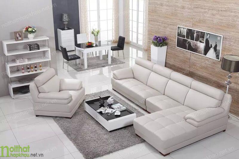 Cách vệ sinh sofa da sạch và đúng cách nhất