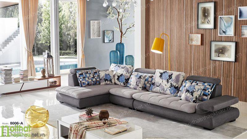 Sofa phòng khách đẹp tăng sức cuốn hút cho căn phòng