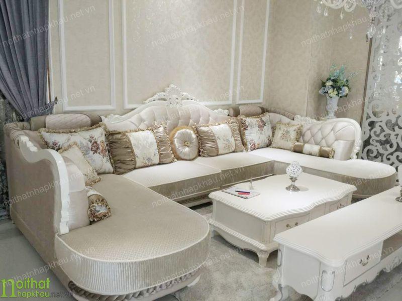sofa cổ điển 9038