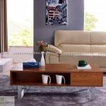 Vẻ đẹp thanh lịch và hiện đại của bàn trà gỗ 1388-1