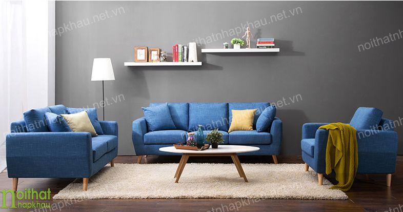 Ghế sofa văng phòng khách hiện đại, thích hợp với nhiều không gian