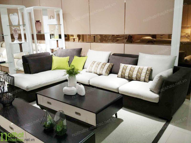 Ghế sofa phòng khách nhập khẩu mang lại không gian sống sang trọng và đẳng cấp