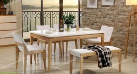 Thiết kế nội thất phòng ăn độc đáo theo phong cách Bắc Âu