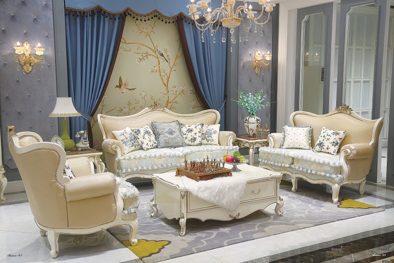 Bộ sofa 6001