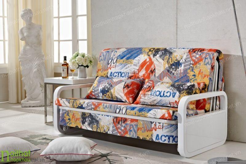 Mẫu ghế sofa văng đẹp mang đến căn phòng khách ấn tượng