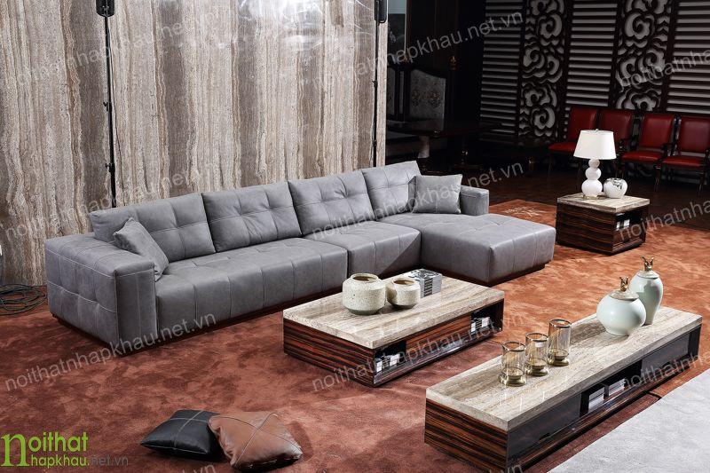 Chọn vị trí đặt bộ sofa đẹp cho phòng khách chung cư