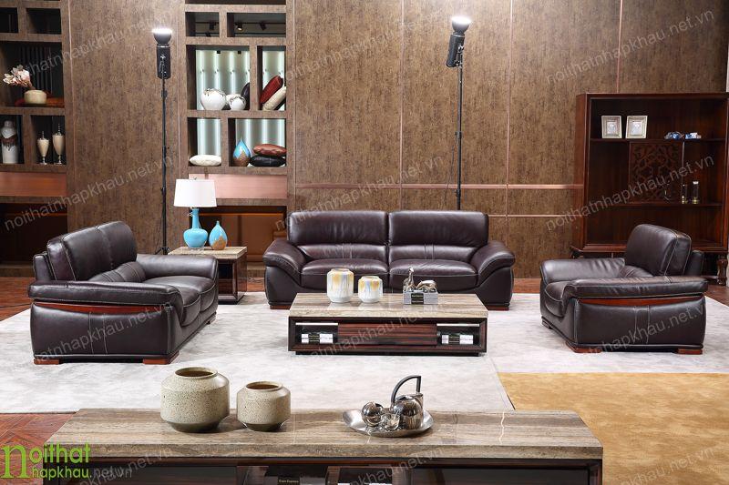 Bố trí nội thất đẹp cho không gian phòng khách rộng sang trọng