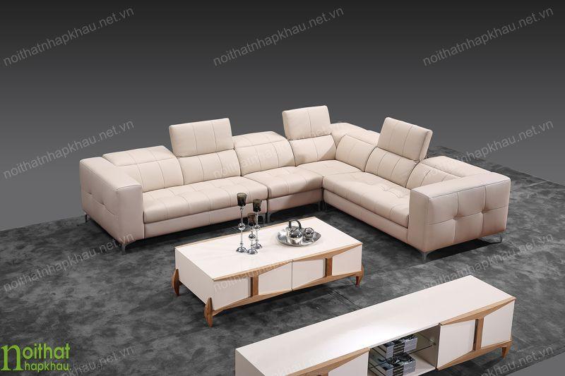 Top 10 mẫu sofa góc mở đầu xu hướng thiết kế năm 2017