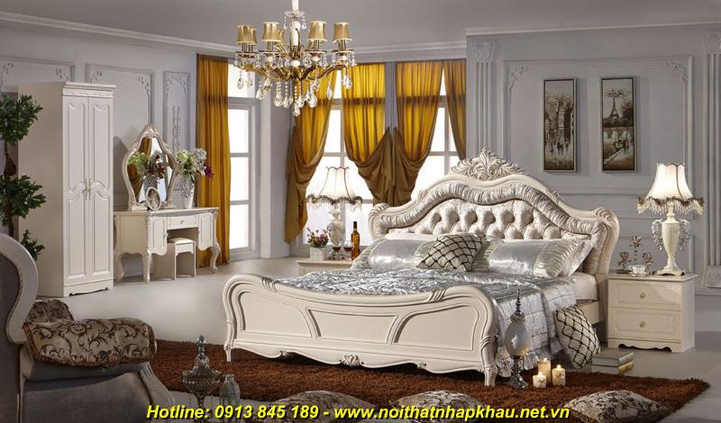 Phòng ngủ đẹp DM-618