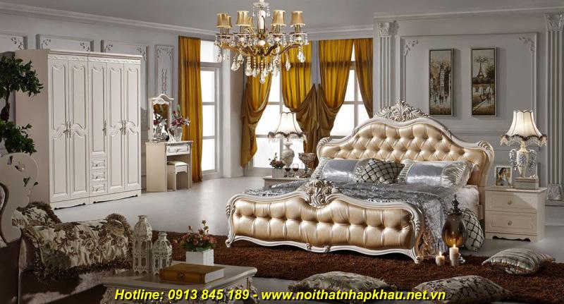 Phòng ngủ đẹp DM-660