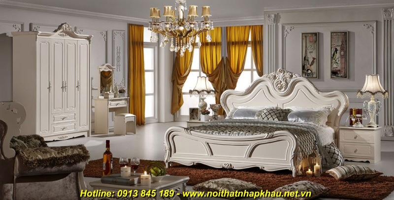 Phòng ngủ đẹp DM-663