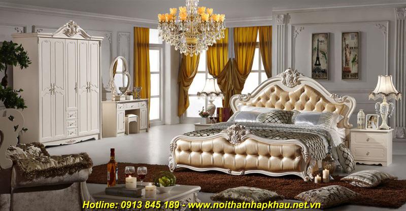 Phòng ngủ đẹp DM-665