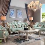 Sofa cổ điển D3001