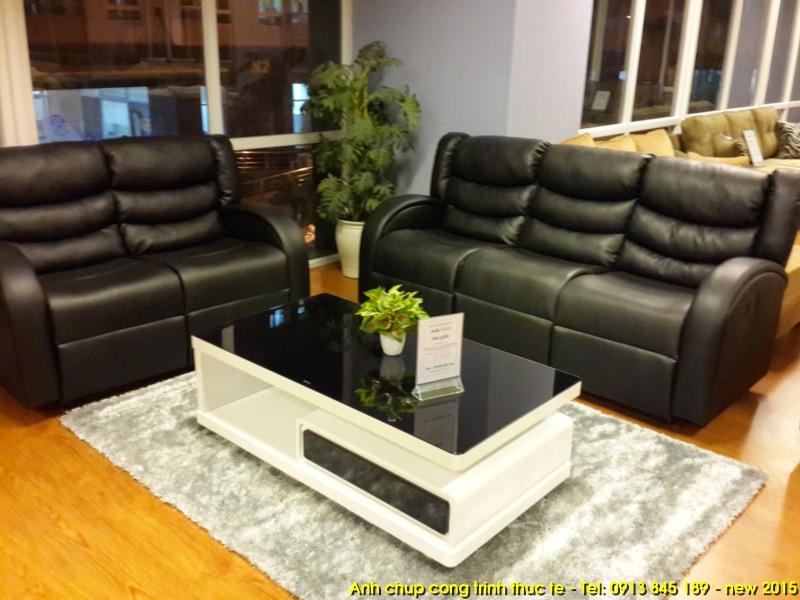 Bộ ghế sofa thư giãn 1-2-3