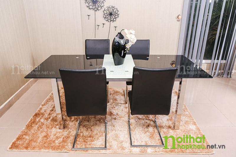 Sức hút của những chiếc bàn ăn hiện đại 2017