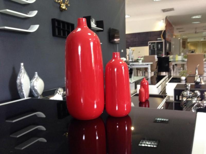 Bộ bình đỏ