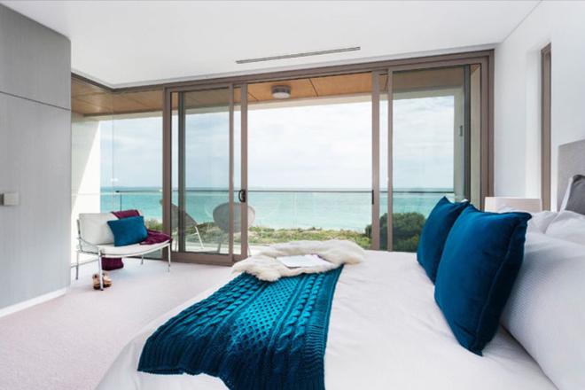 Cách bài trí nội thất phòng ngủ đẹp như khách sạn