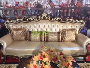 ghế 3 sofa cổ điển dz14