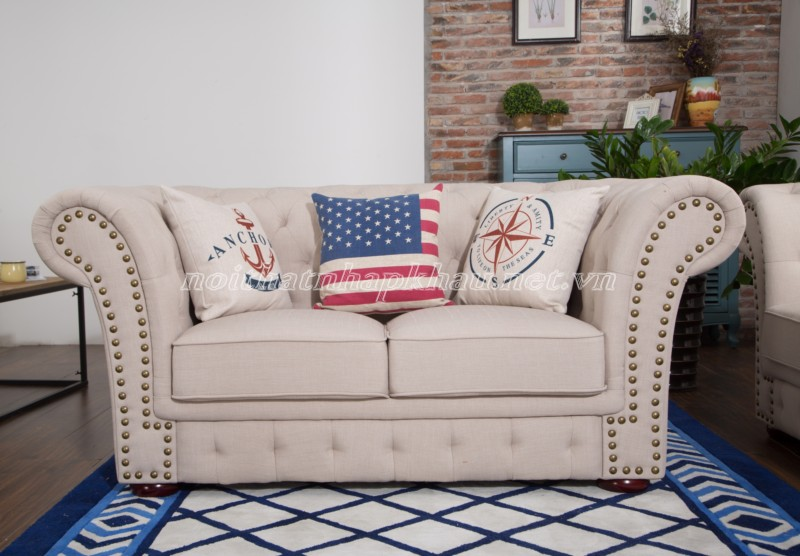 Ghế sofa tân cổ điển Châu Âu 5015