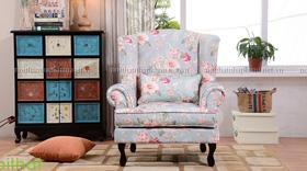 Mẫu ghế sofa đơn 03