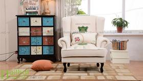 Mẫu ghế sofa đơn 04