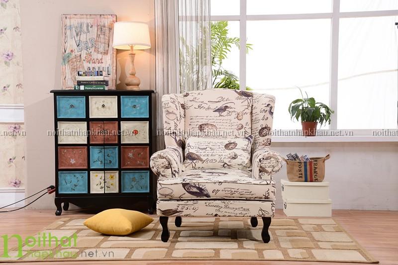 Mẫu ghế sofa đơn 06