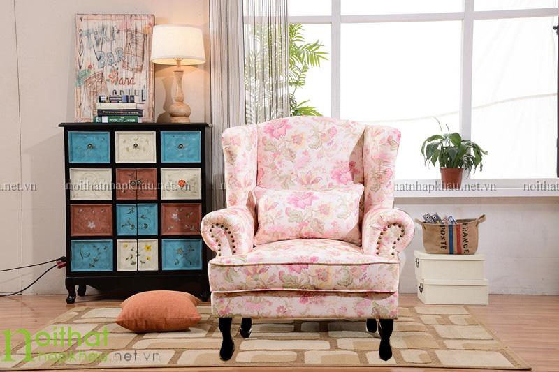 Mẫu ghế sofa đơn 07