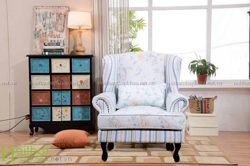 Mẫu ghế sofa đơn 08