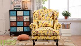 Mẫu ghế sofa đơn 09