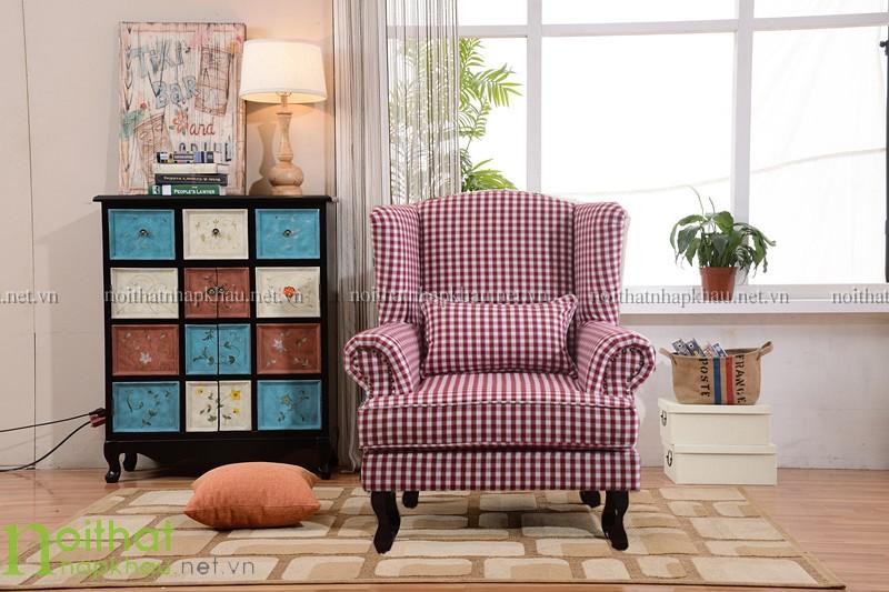 Mẫu ghế sofa đơn 10