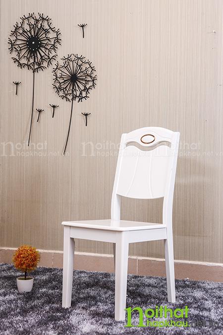 Ghế Y8319 trắng