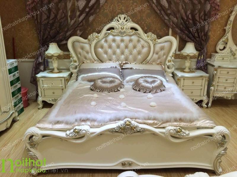 Giường ngủ đẹp 888-18