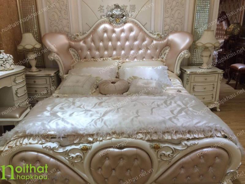 Giường ngủ đẹp 888-21