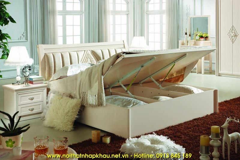 Kinh nghiệm chọn giường ngủ phù hợp với không gian