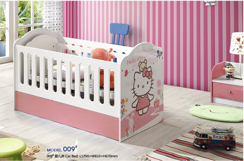 Giường cũi cho bé K009