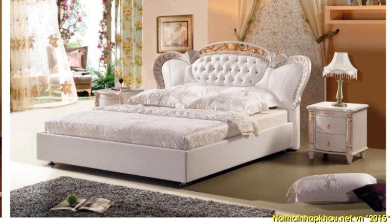 Giường da đẹp 06