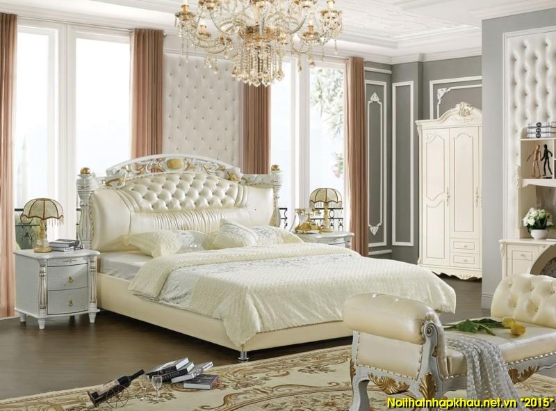 Giường da đẹp 08