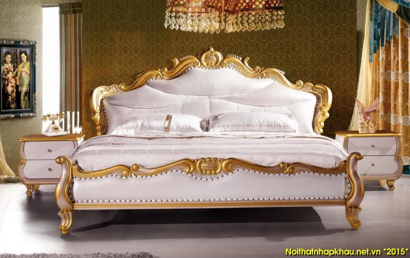 Giường da đẹp 13