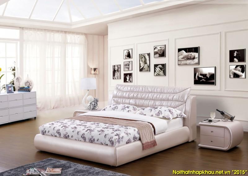 Giường da đẹp 226
