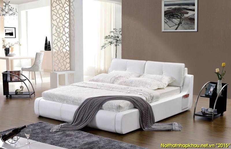 Giường da đẹp 5023
