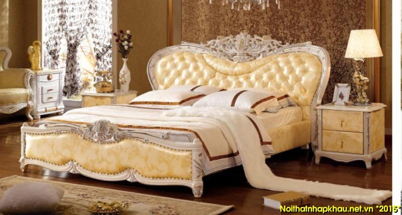 Giường da đẹp 68