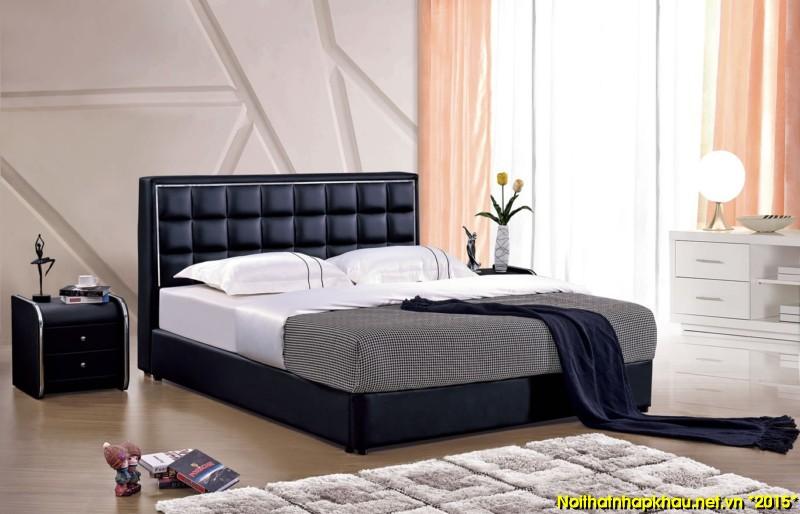Giường da đẹp 716