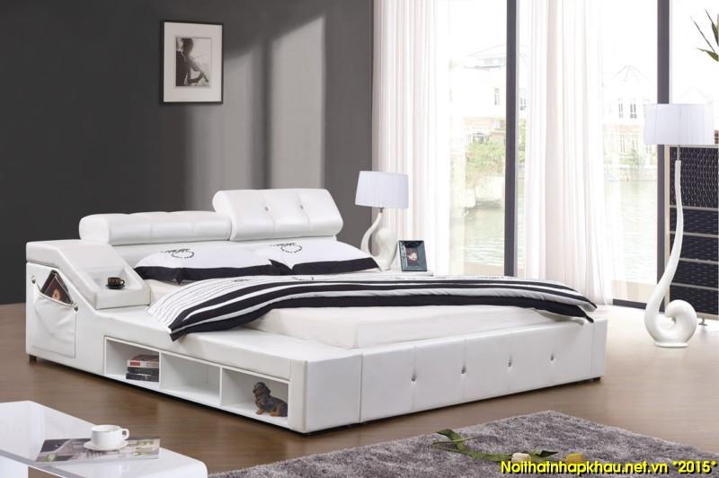 Giường da đẹp 722