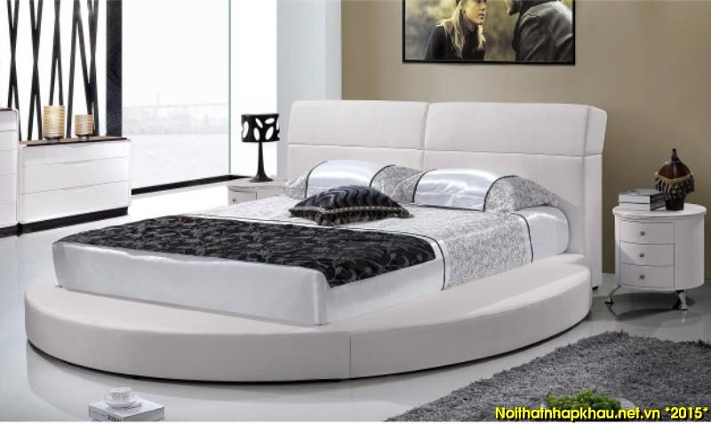 Giường da đẹp S1015