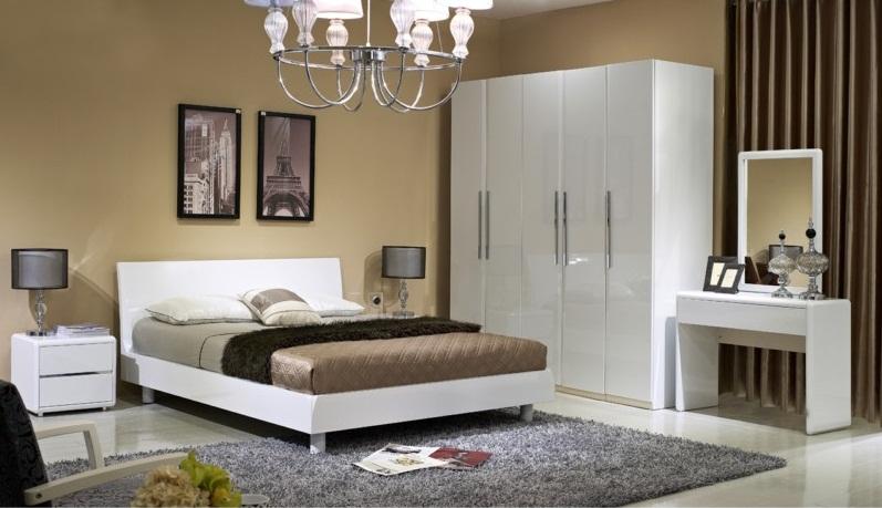 Giường ngủ đẹp 4A075
