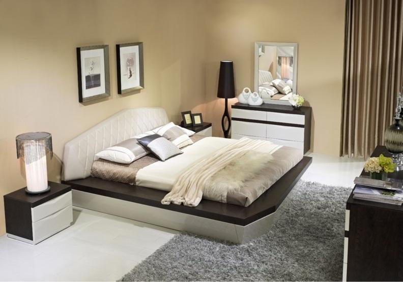 Giường ngủ đẹp 4A077