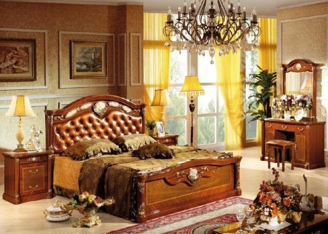 Giường ngủ đẹp 505