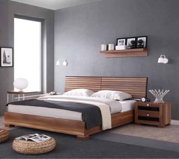 Giường ngủ đẹp D6501D